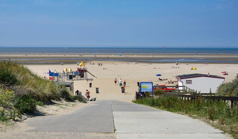 8 mejores playas de Holanda 7