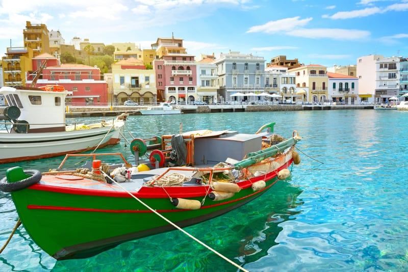 18 ciudades de Grecia más bonitas 15