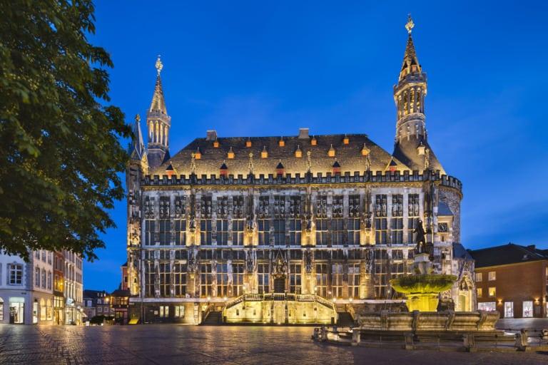 10 lugares que ver en Aquisgrán (Aachen) 3