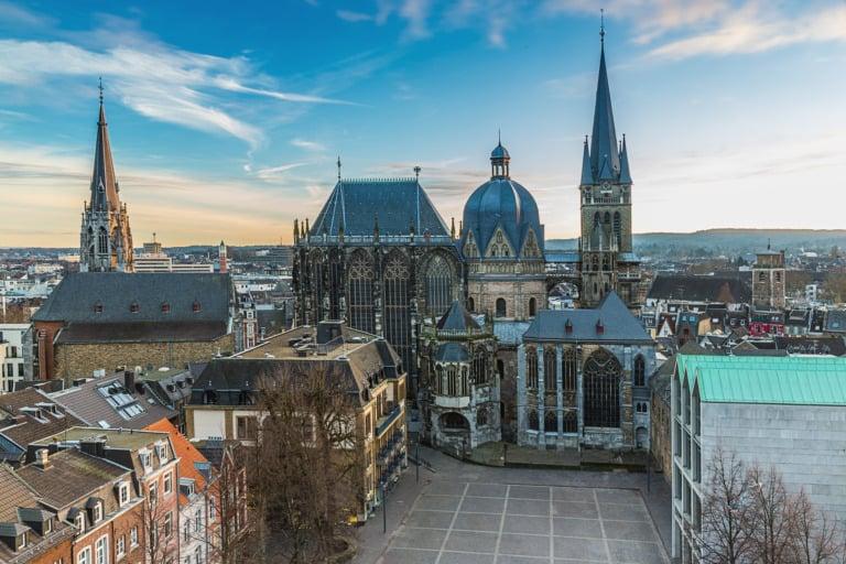 10 lugares que ver en Aquisgrán (Aachen) 1
