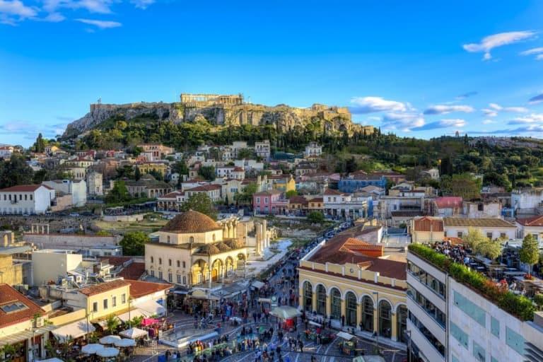 20 lugares que ver en Atenas 1