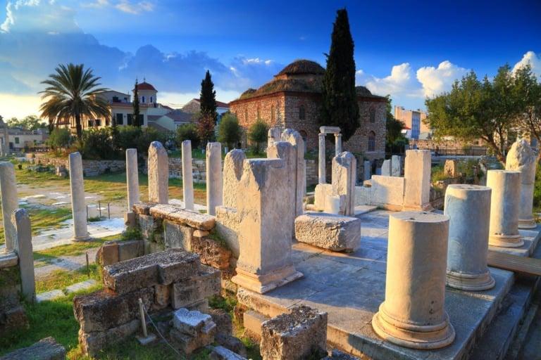 20 lugares que ver en Atenas 6