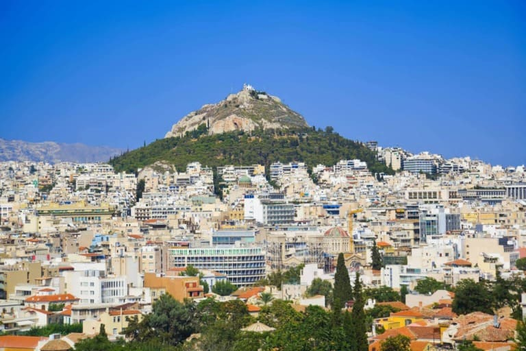 20 lugares que ver en Atenas 10