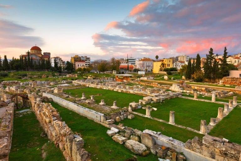 20 lugares que ver en Atenas 18