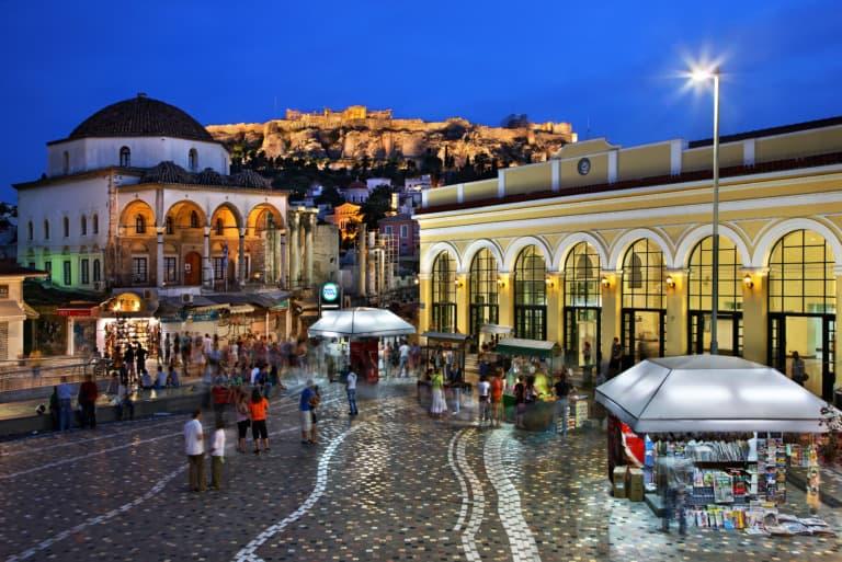 20 lugares que ver en Atenas 8