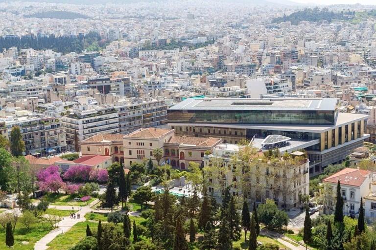20 lugares que ver en Atenas 3
