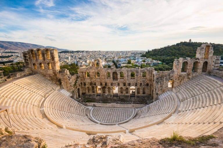 20 lugares que ver en Atenas 11