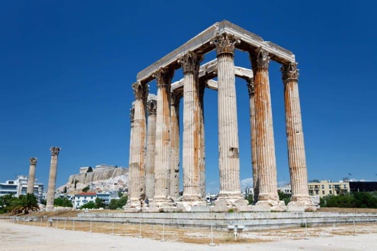20 lugares que ver en Atenas 7