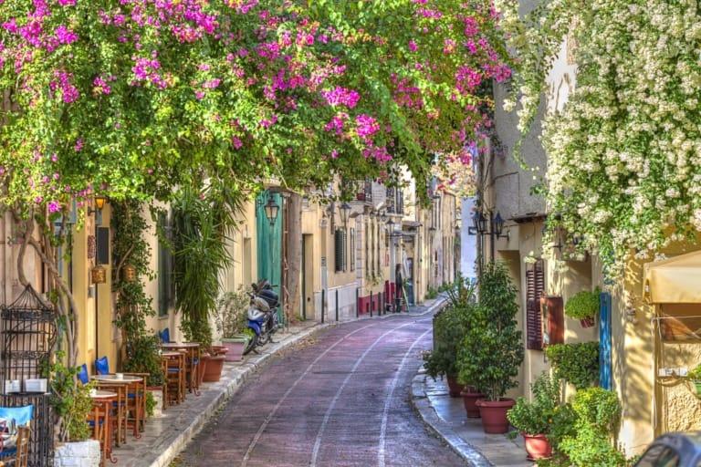 20 lugares que ver en Atenas 5