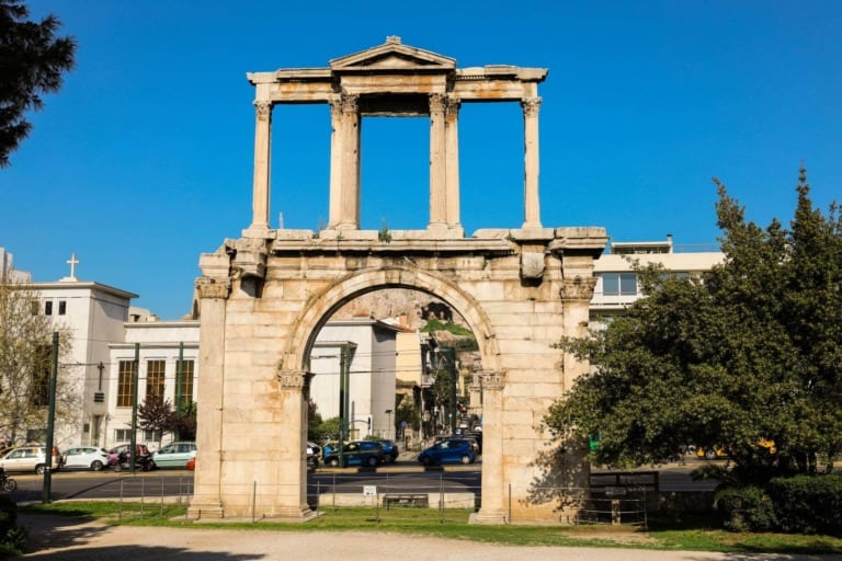 20 lugares que ver en Atenas 13