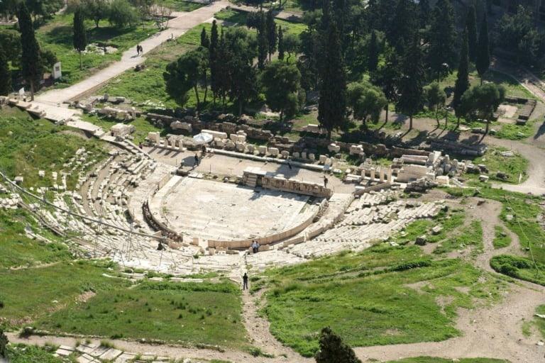 20 lugares que ver en Atenas 2