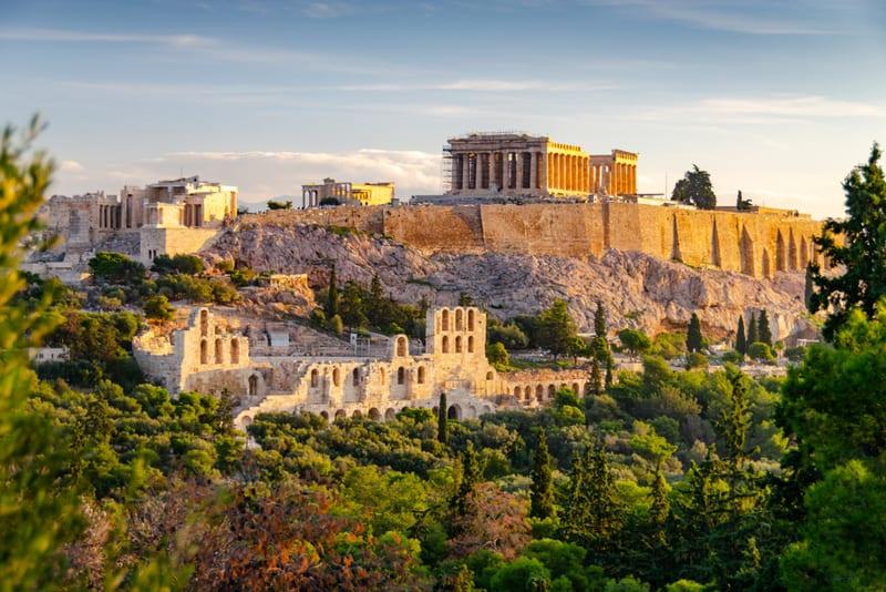 18 ciudades de Grecia más bonitas 1