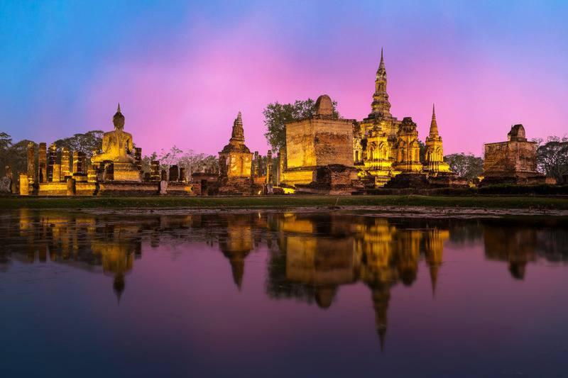 14 ciudades de Tailandia más bonitas 12