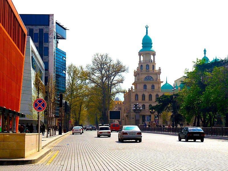 23 lugares que ver en Azerbaiyán 16