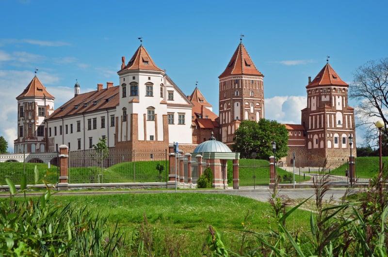 10 lugares que ver en Bielorrusia 1