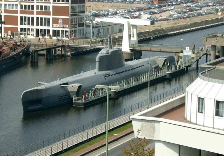 10 lugares que ver en Bremerhaven 1