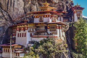 15 lugares que ver en Bután 8