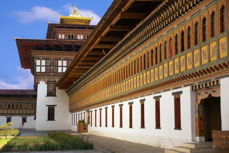 15 lugares que ver en Bután 7