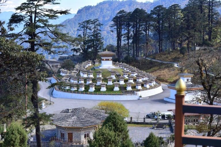 15 lugares que ver en Bután 4