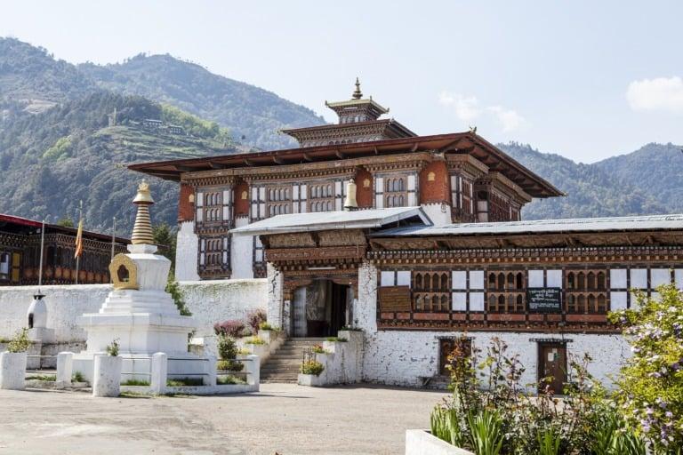 15 lugares que ver en Bután 9