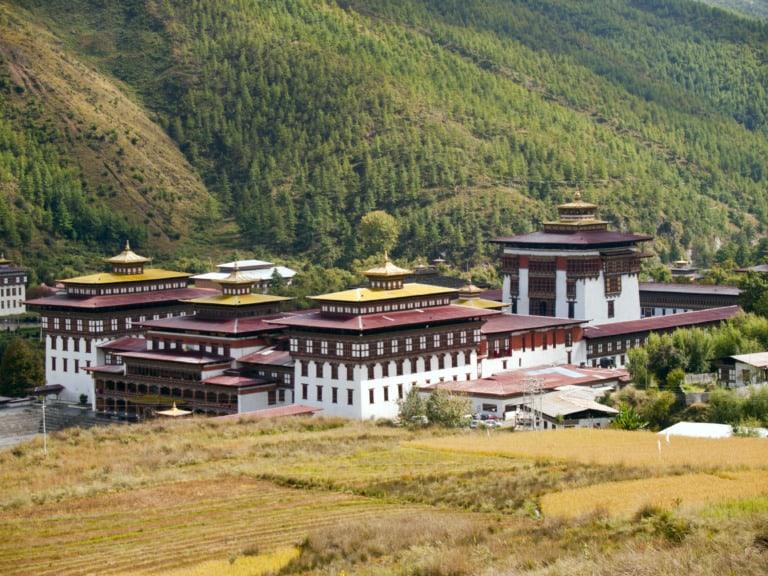 15 lugares que ver en Bután 5