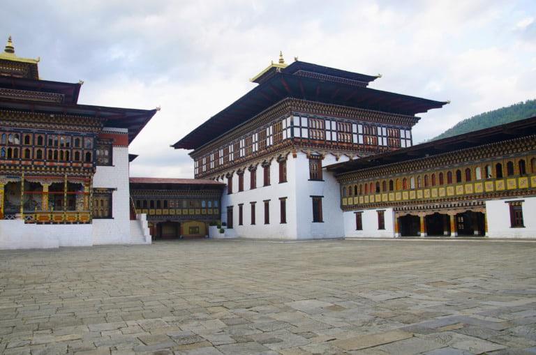 15 lugares que ver en Bután 3