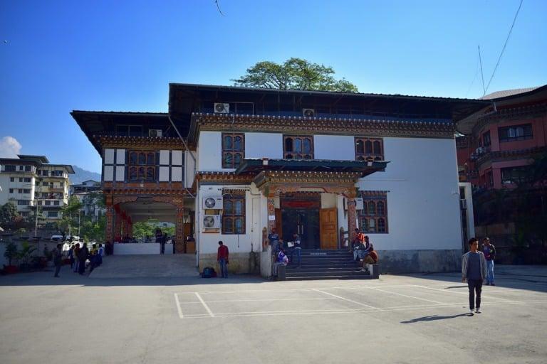 15 lugares que ver en Bután 6