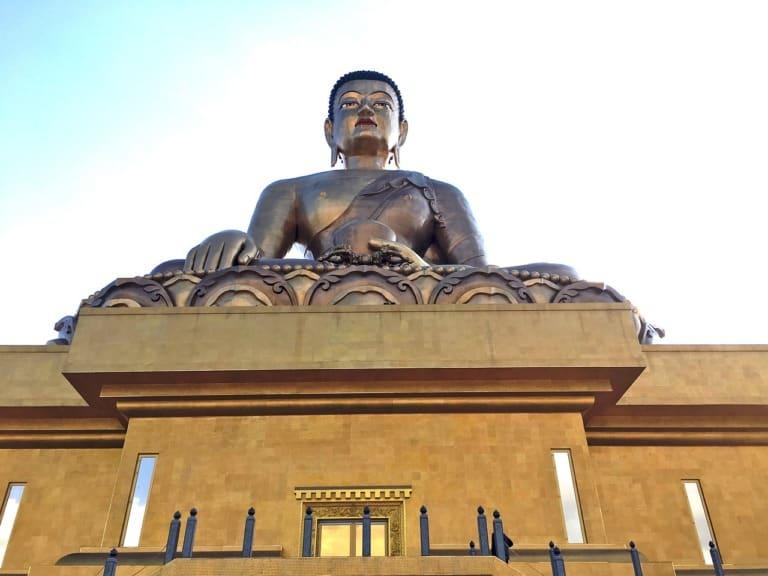 15 lugares que ver en Bután 2