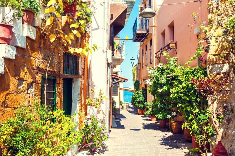 18 ciudades de Grecia más bonitas 14