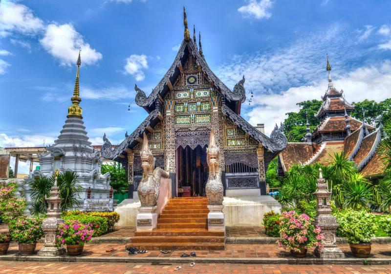 14 ciudades de Tailandia más bonitas 3