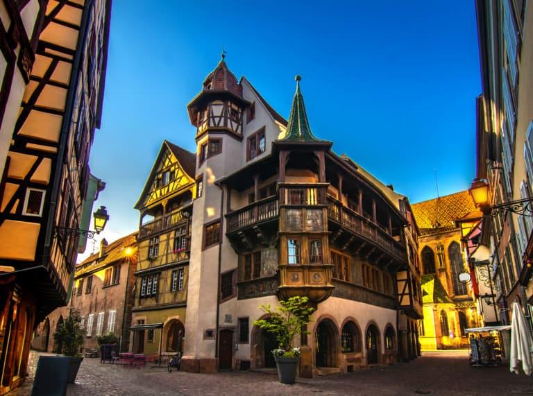 10 lugares que ver en Colmar 4