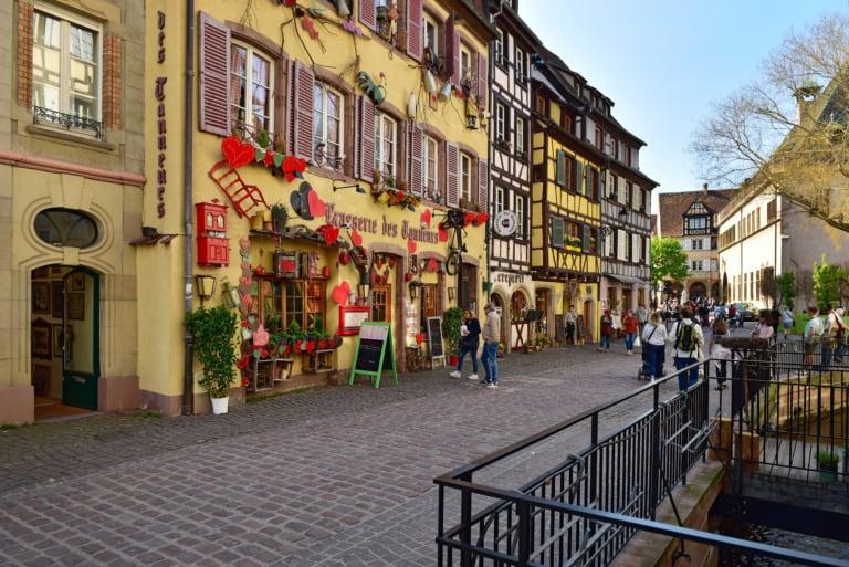 10 lugares que ver en Colmar 10