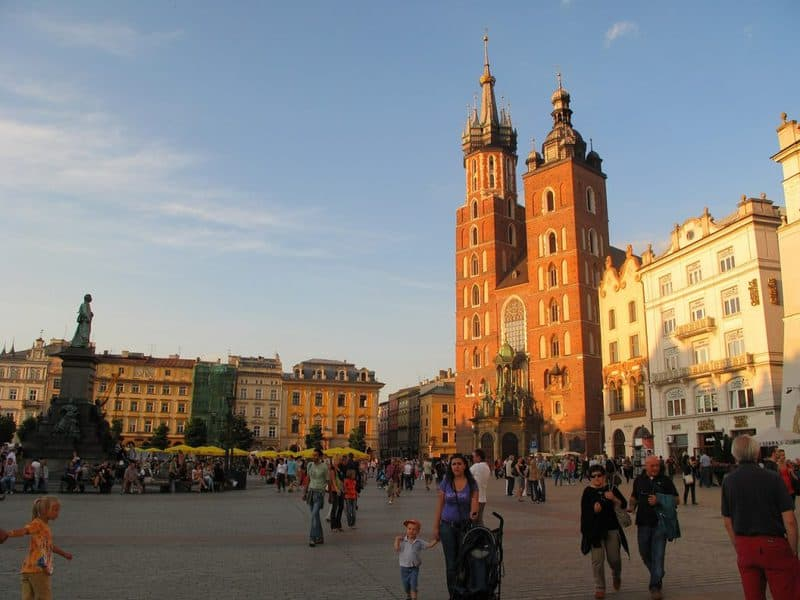 10 lugares que ver en Cracovia 3