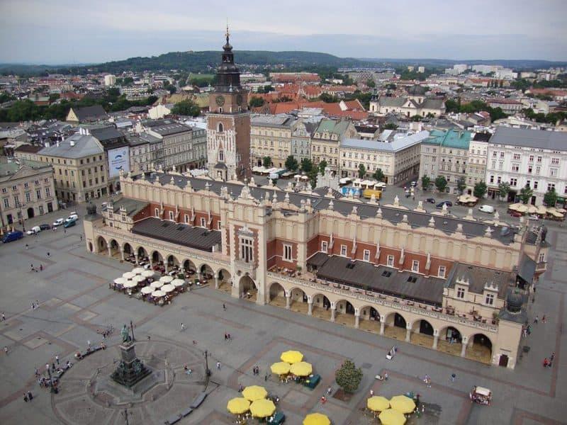 10 lugares que ver en Cracovia 4