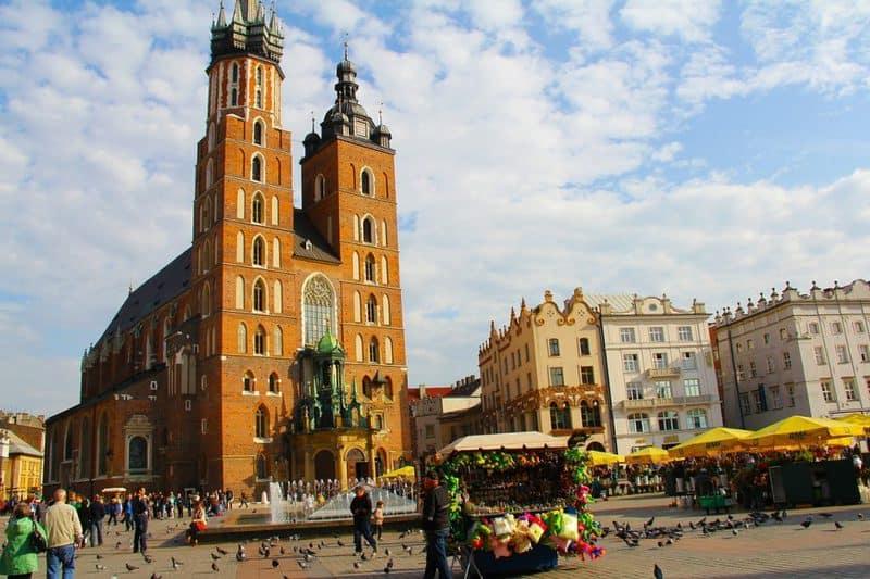 10 lugares que ver en Cracovia 1