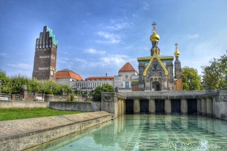 10 lugares que ver en Darmstadt 3