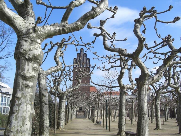 10 lugares que ver en Darmstadt 4