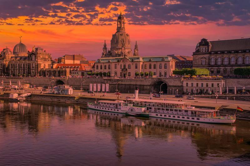 30 lugares que ver en Dresde 1