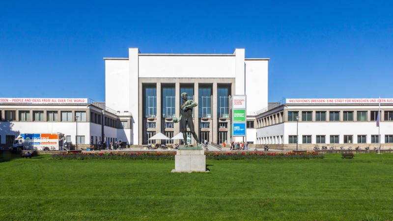 30 lugares que ver en Dresde 17