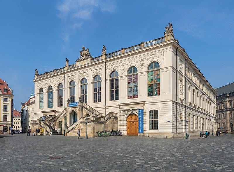 30 lugares que ver en Dresde 18