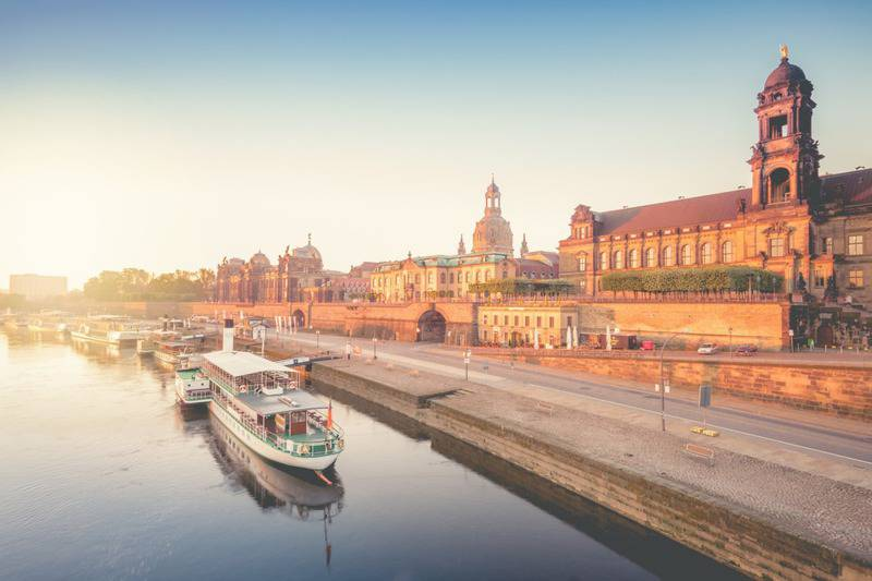 30 lugares que ver en Dresde 8
