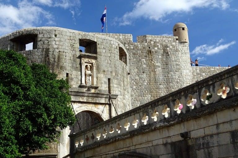 10 lugares que ver en Dubrovnik 1