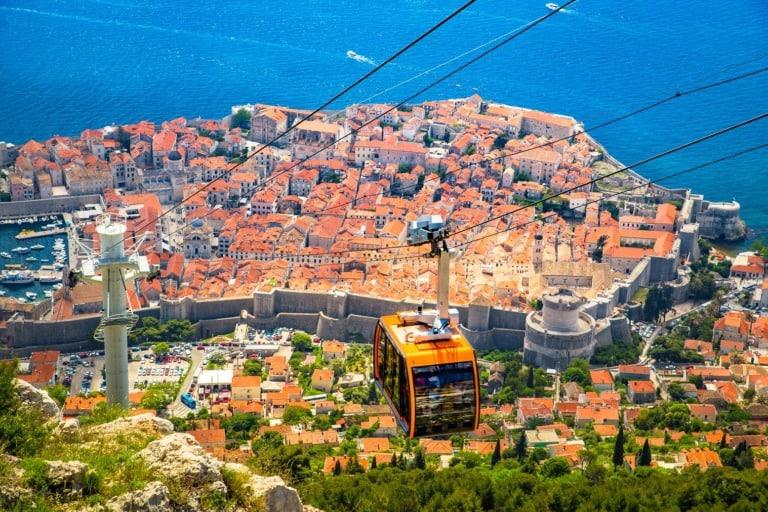 10 lugares que ver en Dubrovnik 3