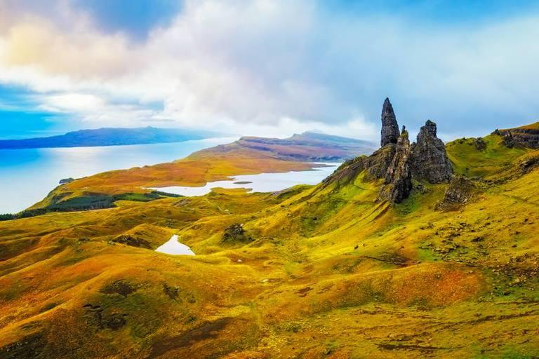 20 lugares que ver en Escocia 7