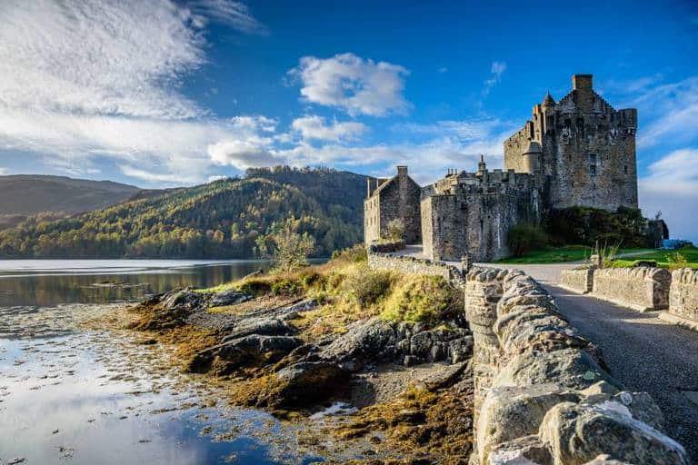 20 lugares que ver en Escocia 9