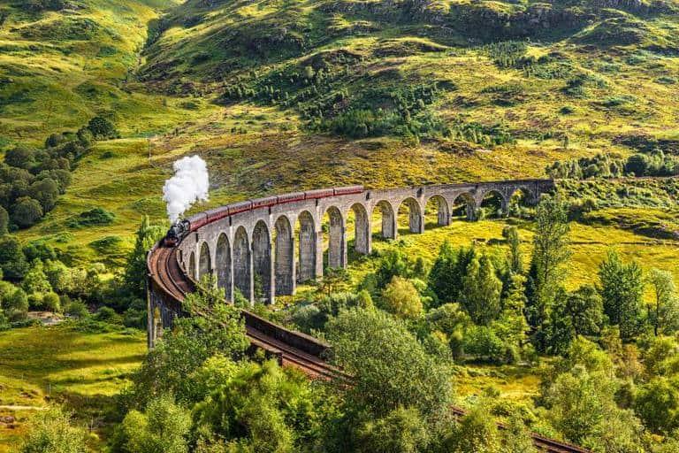 20 lugares que ver en Escocia 8