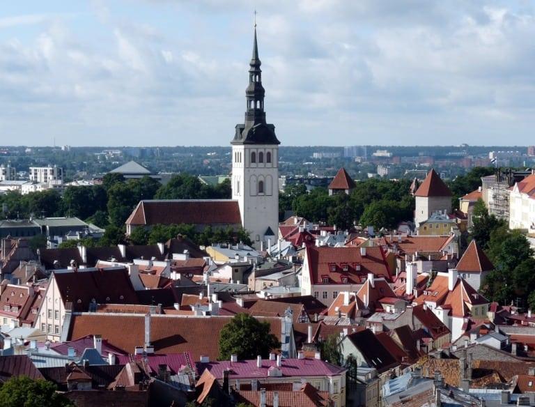 11 lugares que ver en Estonia 11