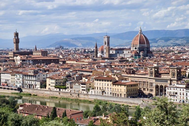 25 lugares que ver en Florencia 8
