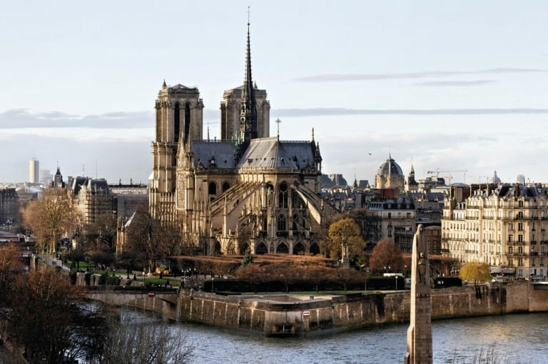 30 lugares que ver en Francia 1