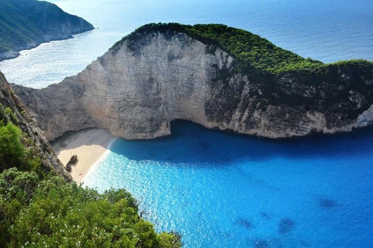 25 lugares que ver en Grecia 10